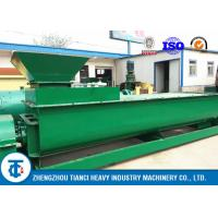 Buy cheap Organic Fertilizer Mixer Machine 40kw Powered for Mushroom Waste Recycling from wholesalers