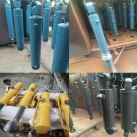 Buy cheap 6000mm Stroke Truck Hydraulic Cylinder Automobile Tail Plate Lifting from wholesalers
