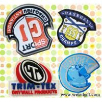 Buy cheap customized soft pvc  trademarks from wholesalers