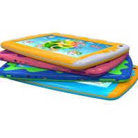 Buy cheap Blue 7Inch Dual Core 512M 8GB Kids Pad / Child Tablet PC IPS Touch Screen from wholesalers