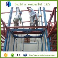 Buy cheap steel frame light metal building prefabricated industrial warehouse from wholesalers