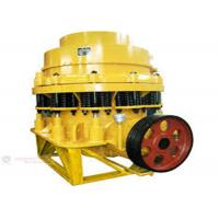 Buy cheap High Capacity Mining Crusher Equipment Hydraulic Cone Crusher Less Wear Costs from wholesalers