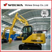 Buy cheap shandong wolwa excavator DLS130-9  jcb machine price from home of Confucius from wholesalers