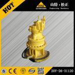 Buy cheap komatsu excavator PC200-8 machinery swing motor 20Y-26-31120 from wholesalers