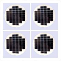 Buy cheap Round Transparent Solar Panel Glass Photovoltaic High Conversion For Vehiches from wholesalers