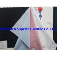 Buy cheap 95GSM 60S 40D Stretch Cotton Fabric Poplin Garment Fabric For Work Apparel from wholesalers