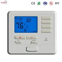 Buy cheap Multi Stage Air Conditioner Digital Temperature Control Floor Heating Thermostat from wholesalers