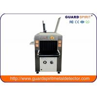 Buy cheap Explosive Detection Small Bank Baggage Scanning Machine , Airport Xray Scanner from wholesalers