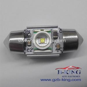 Buy cheap Unique Design CREE-Xre 250lm Festoon Bulb 31mm product