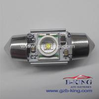 Buy cheap Unique Design CREE-Xre 250lm Festoon Bulb 31mm from wholesalers