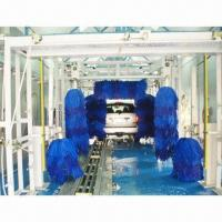 Buy cheap Automatic Tunnel Car Wash Machine, Equipped with High Pressure Water Spray Systems from wholesalers