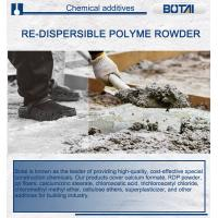 Buy cheap Redispersible polymer powder self leveling concrete from wholesalers
