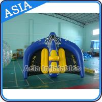 Buy cheap 0.9mm PVC Tarpaulin Inflatable Flying Manta Ray / Fly Fish Inflatable Water Parks from wholesalers