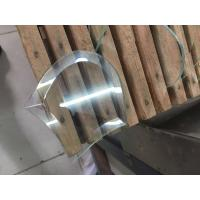 Buy cheap Clear Tempered Glass Panels , 3.2 / 5 / 6 / 8 / 10 / 12 Mm Tempered Glass Pane from wholesalers