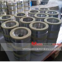Buy cheap vitrified bond wheel for 55 steel CBN wheel  sarah@moresuperhard.com from wholesalers