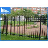 Buy cheap Hot Dipped Welded Steel Panel Fence For Supermarket / School Security from wholesalers