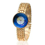 Buy cheap Alloy wrist watch , 2018 Newest design Ladies Jewelry wrist watch with Metal band ,OEM Wrist watch  ,Fashion Wrist Watch from wholesalers