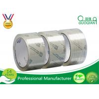 Buy cheap 2 x 110YDS Crystal  Clear Acrylic Adhesive Bopp Packing Tape For Carton Sealing from wholesalers