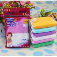 Buy cheap The classic bamboo fiber kitchen sponge for cleaning dishes from wholesalers