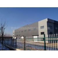 Buy cheap Large Span Structural Steel Prefabricated Warehouse Buildings In Steel from wholesalers