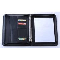Buy cheap Business PU conference folder with handle product