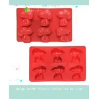 Buy cheap flexibility Dog shape silicone cake mold , reusable silicone cake moulds product