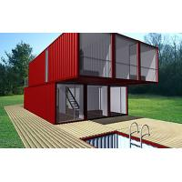 Buy cheap strong prefabric container house from wholesalers