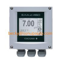 Buy cheap Yokogawa Liquid Analyzers EXAxt PH450 4-Wire LED Touch Screen Analyzer for pH and ORP Multivariable Analyzer from wholesalers