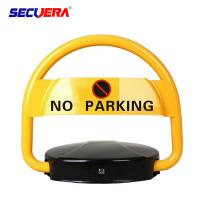 Buy cheap Personal Car Parking Lot Lock 304 Steel Auto Solar Powered Remote Control from wholesalers