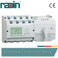 Buy cheap New Design 3P/4P 140A---250A PC Type White Dual Power Transfer Switch,Automatic Transfer Switch (RDS3-250) from wholesalers