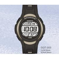 Buy cheap Digital Plastic Quartz Self Calibrating Watches For Men Sports from wholesalers