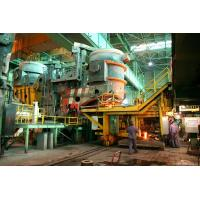 Buy cheap Horizontal CCM Continuous Casting Machine Durable With Square Section Size 300x300 Mm from wholesalers