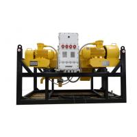Buy cheap Horizontal Decanter Centrifuge for drilling mud centrifuge 1800-3200r/min from wholesalers
