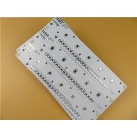 Buy cheap 2.0mm Aluminum PCB Board Built On 1 W/K Thermal Conductivity With HASL Lead Free from wholesalers