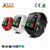 Buy cheap Wholesale smart watch touch screen cheap health care  U8 OEM bluetooth for android and ios from wholesalers
