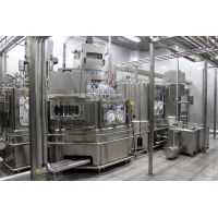 Buy cheap 300ml 1500ml Aseptic Cold Fruit Juice Filling Machine from wholesalers