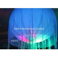 Buy cheap 2.5M / 8.2ft Global Light Up Helium Balloons USA Bubble Street  Decoration from wholesalers