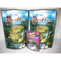 Buy cheap Mouisture Proof Matt Plastic Pouches Packaging Aluminum Foil Coffee Pouch Stand Up Type from wholesalers