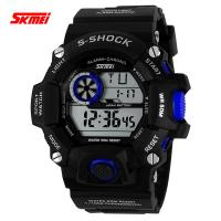 Buy cheap Ladies Gents Manufacturers Digital Watches With Stopwatch Function from wholesalers