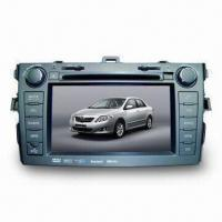 Buy cheap 7-inch In-dash Double Din Car DVD Player with iPod Interface and High-definition Display from wholesalers