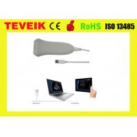 Buy cheap Lightweight usb ultrasound probe for laptop computer, portable usb probe good price from wholesalers
