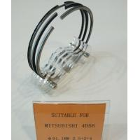 Buy cheap Good Performance Mitsubishi 4D35 Piston Rings First Ring Nodular Iron 110x3+2.5+4mm from wholesalers