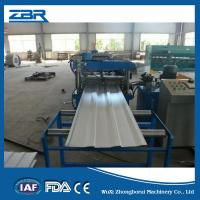 Buy cheap Automatic Shutter Door Roll Forming Machine 20Mpa Hydraulic Pressure 11Kw Brake Motor product
