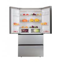 Buy cheap 452L French Style Fridge Freezer , Energy Efficient Four Door French Door from wholesalers