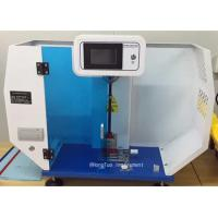 Buy cheap ISO179 ISO180 ASTM D256 Plastic Izod Charpy Impact Tester from wholesalers