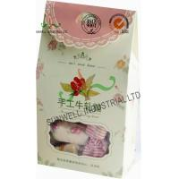 Buy cheap Offset Printing Cardboard Candy Packaging Boxes With Clear PVC Window from wholesalers