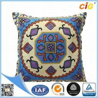 Buy cheap Soft And Comfortable Short Plush Home Textile Products Square Elegant Pillow Cover product