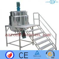 Buy cheap Paint Mixing Machine Stainless Steel Mixing Tank Open Top Single Layer from wholesalers