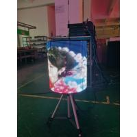 Buy cheap Front open cabinet 1/16 scan SMD Full color P4 indoor advertising led display screens from wholesalers