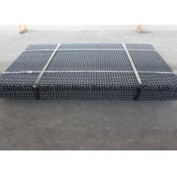 Buy cheap Vibrating Screen Wire Mesh Eavy Impact Resistance , High Carbon Steel 4mm Square Weave Wire Mesh from wholesalers